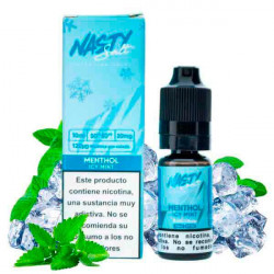 Menthol Icy Mint - Nasty Juice Salt