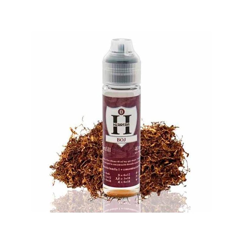 Herrera E-Liquids Boj 40ml (Concentrado)