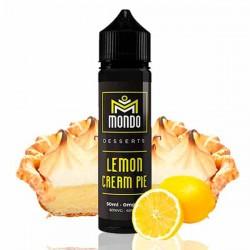 Lemon Cream Pie 50ml Mondo