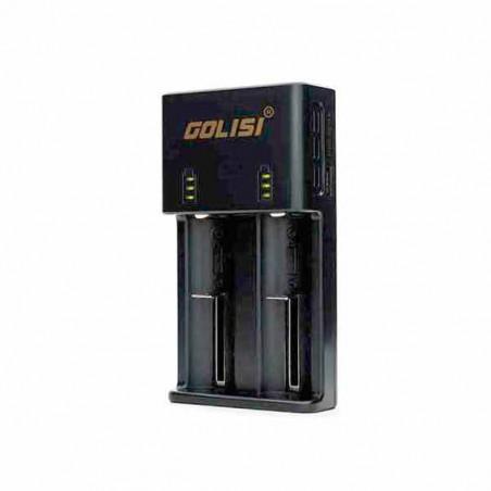 Cargador O2 Smart Charger - Golisi