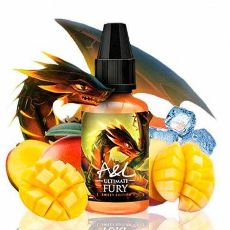 Aroma Ultimate Fury Sweet Edition 30ml - A&L