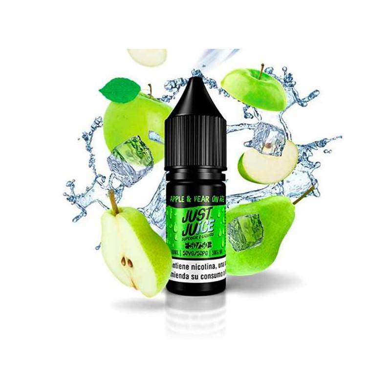 Just Juice 50/50 Apple & Pear On Ice 10ml