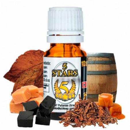 Aroma Tabaco Rubio 5 Stars 10ml - Oil4Vap