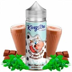 Mint Chocolate Milkshake 100ml - Kingston E-liquids
