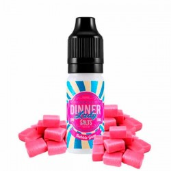 Bubble Gum 10ml - Dinner Lady Salts