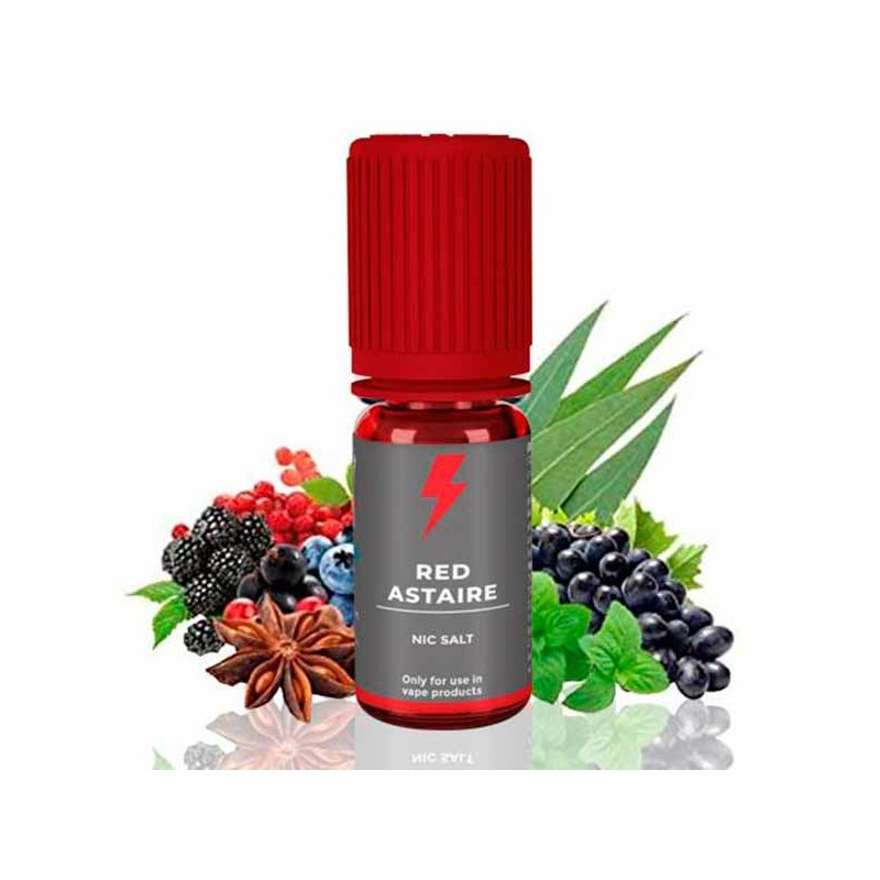 Red Astaire 10ml - T-Juice Salts