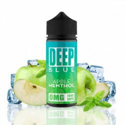 Deep Blue Apple Menthol 100ml