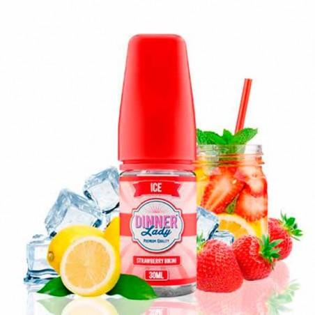 Aroma Strawberry Bikini 30ml - Dinner Lady Ice