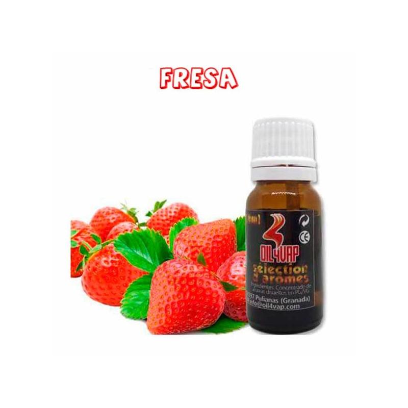 Aroma Fresa 10ml - Oil4Vap