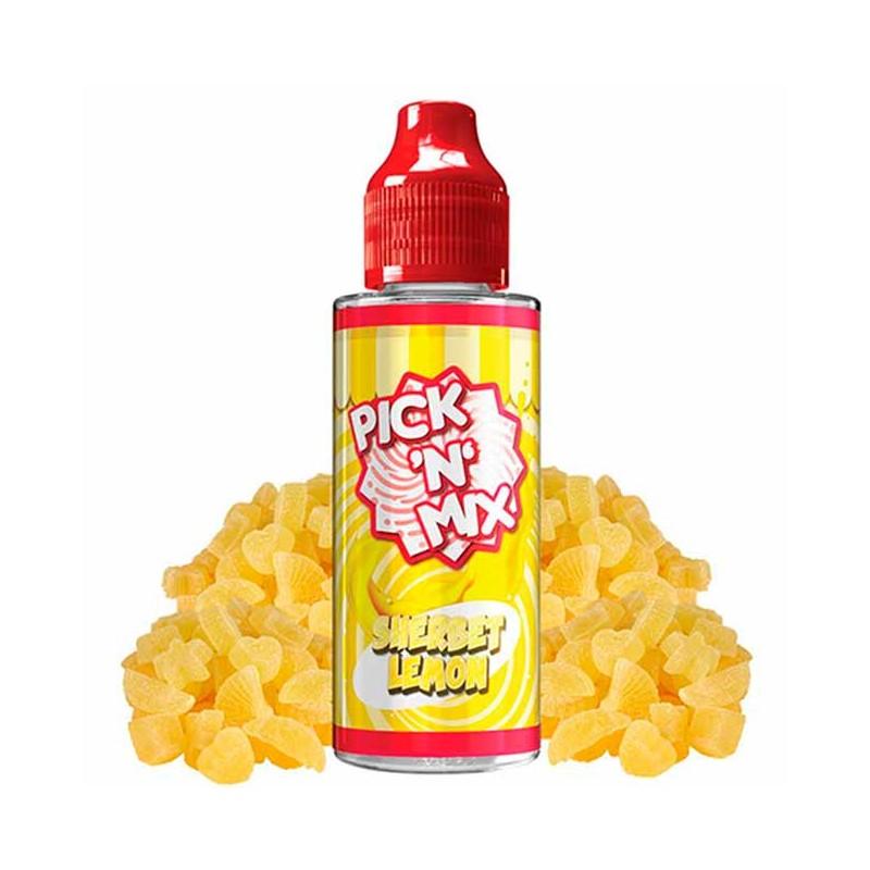 Sherbet Lemon 100ml - Pick N Mix