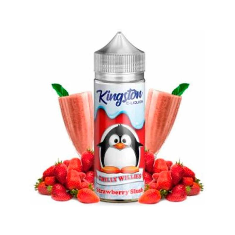 Strawberry Slush 100ml - Kingston E-liquids