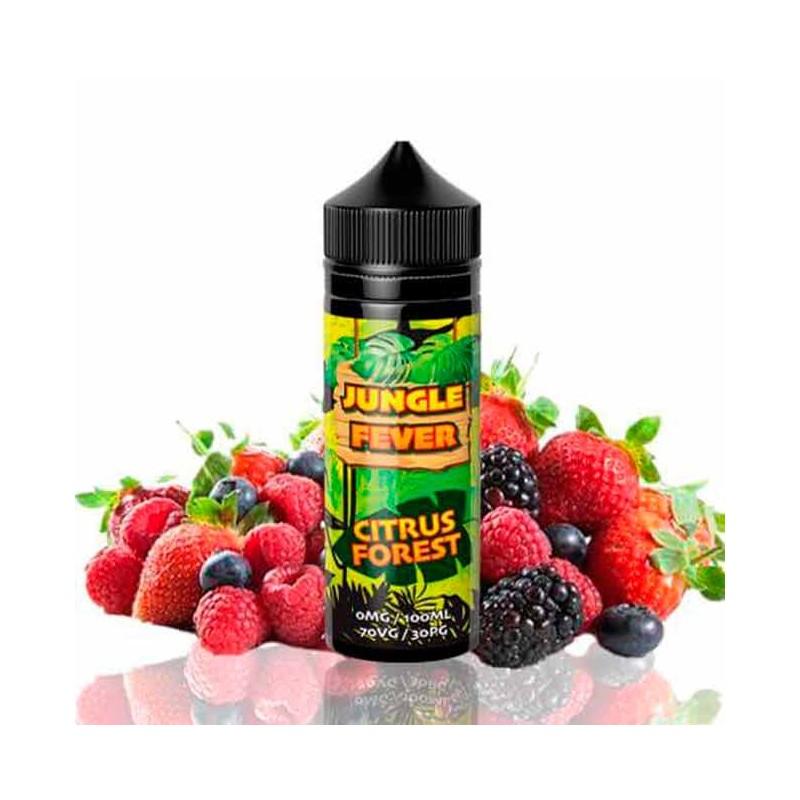 Jungle Fever Citrus Forest 100 ml