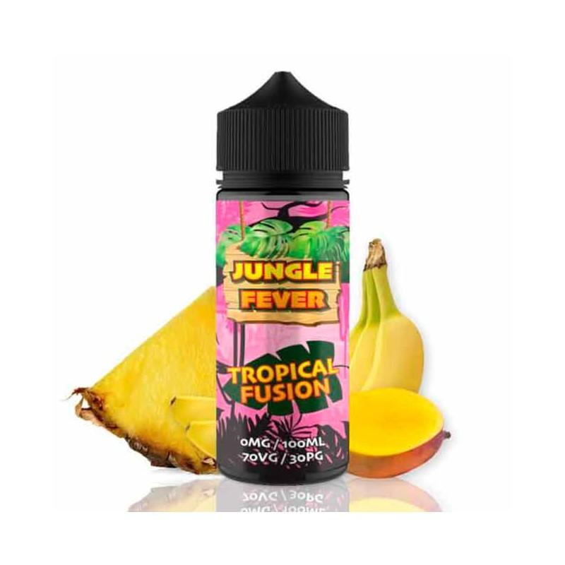 Jungle Fever Tropical Fusion 100ml
