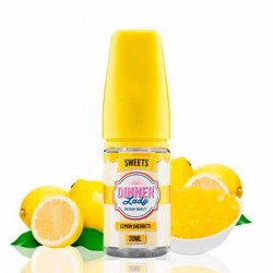 Aroma Lemon Sherbets 30ml - Dinner Lady Sweets