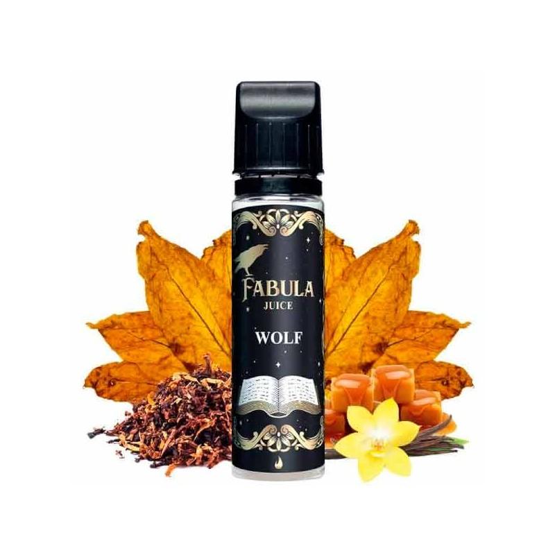 Wolf 50ml - Fabula Juice by Drops