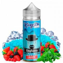 Zingberry Fizzy 100ml -...