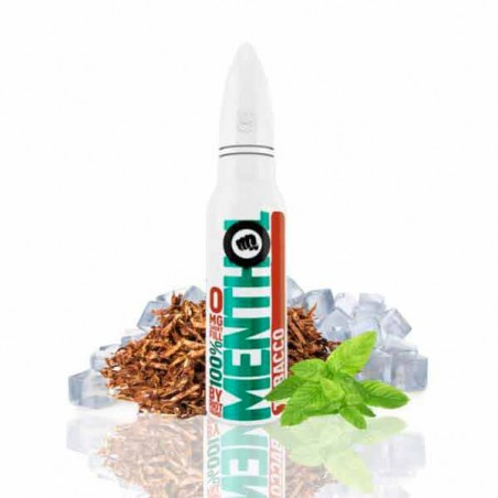 Riot Squad Menthol Tobacco 50ml