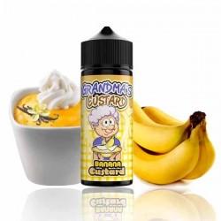 Banana Custard 100ml - Grannies Custard