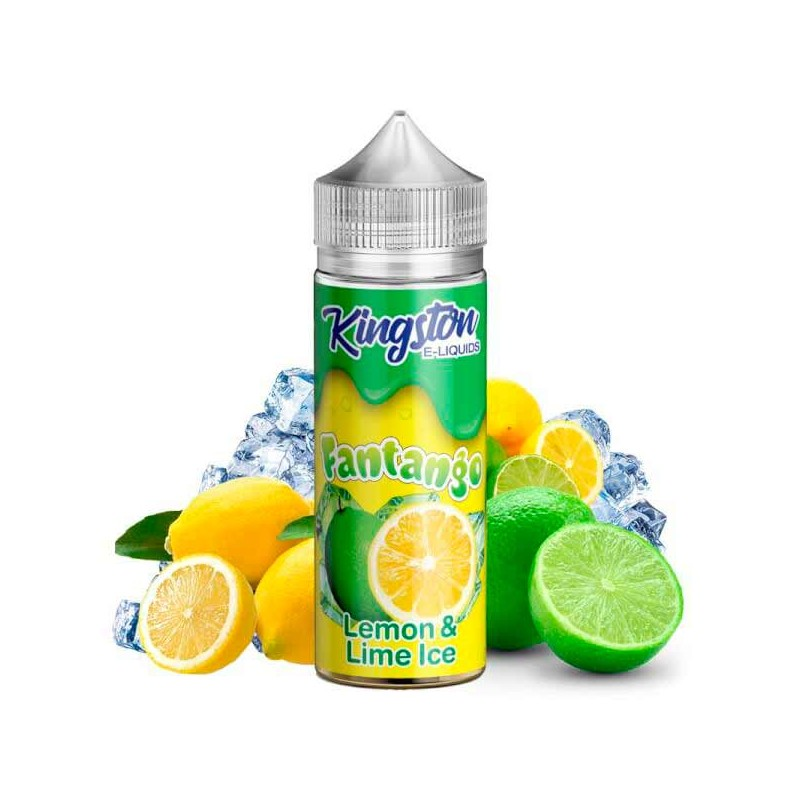 I VG Neon Lime 50ML (BOOSTER)