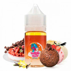 Pachamama Passion fruit Raspberry Yuzu 50ML