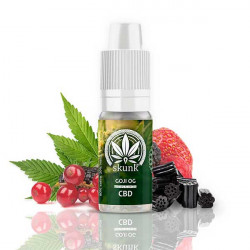 Skunk CBD E-Liquid Goji Og 10ml
