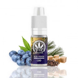 Skunk CBD E-Liquid Blue Widow 10ml