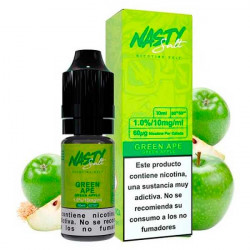 Green Ape 10ml - Nasty Juice Salt