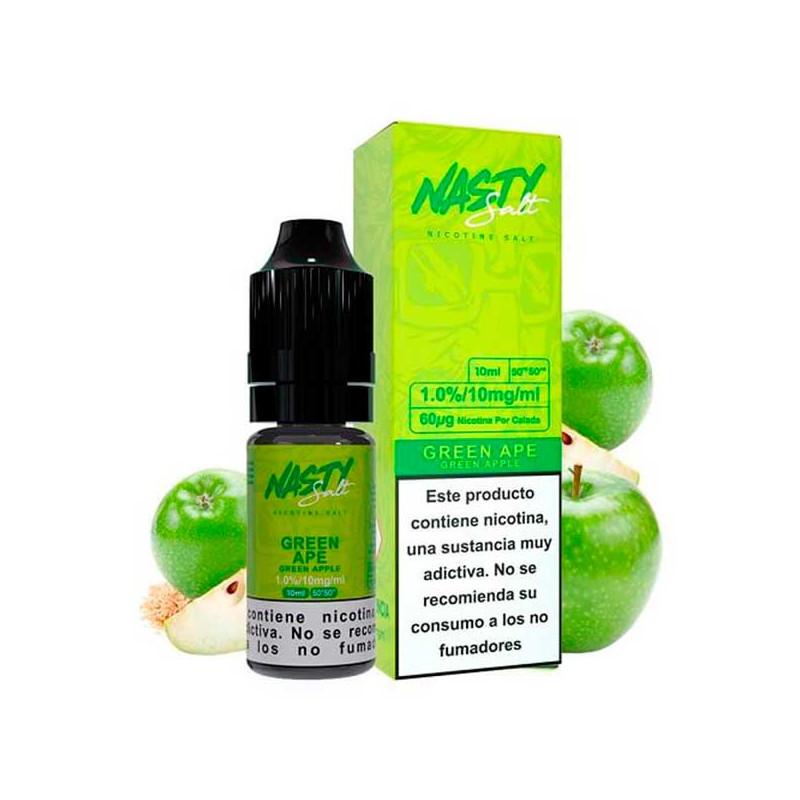 Green Ape 10ml - Nasty Juice Salt